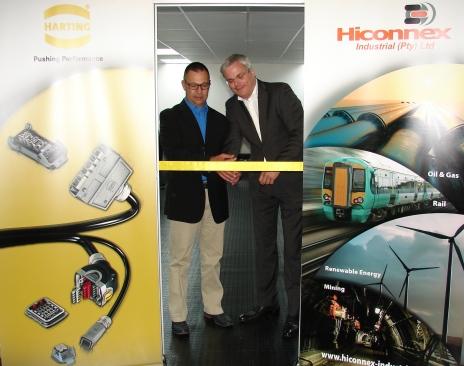 Alstom Hiconnex Industrial HARTING
