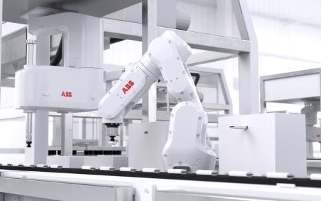 ABB IRB 1100 robot