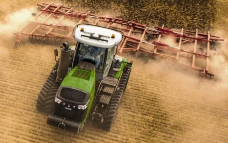 Тракторы Fendt 1100 MT