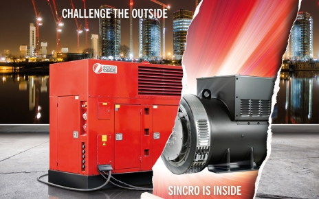 SINCRO power generator