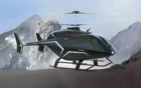 Вертолет VRT-500
