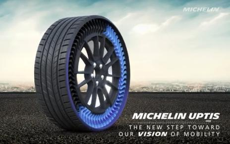 Michelin UPTIS