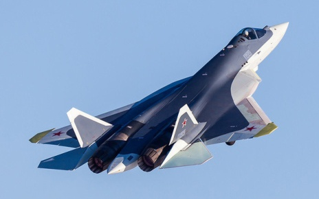 SU-57 for the Ministry of Defense