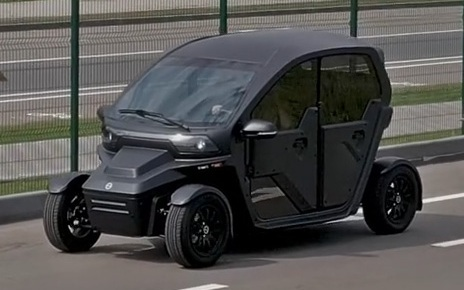 Electric car UV-4