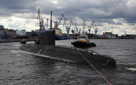 Project 636_3 Submarine 03