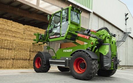 Fendt Cargo T955