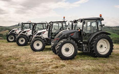 Тракторы Valtra T154 и T234