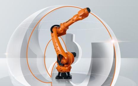 Робот KUKA KR IONTEC