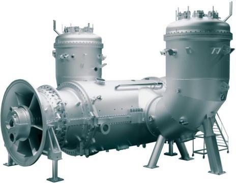 Газовая турбина ГТЭ-170