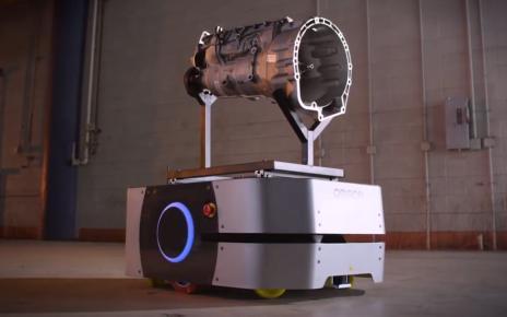 Мобильный робот Omron LD-250