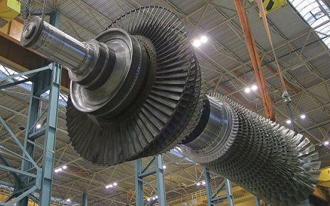 Сердечник газовой турбины