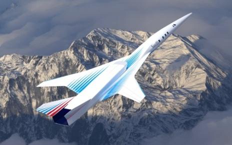 Сверхзвуковой гражданский самолет