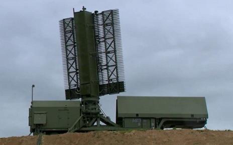 Радиолокационная станция 59Н6-ТЕ