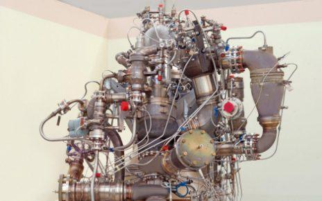 Ракетный двигатель РД-0177