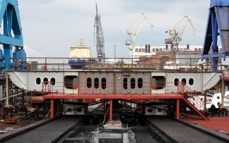 Рыболовный траулер проекта СТ-192
