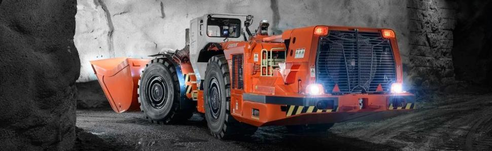 Sandvik LH621 for Infomach