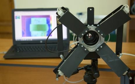 Тепловой дефектоскоп ТПУ