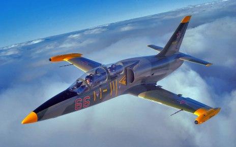 учебно-тренировочного самолета Л-39