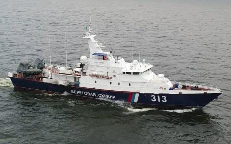 Сторожевой корабль проект 10410