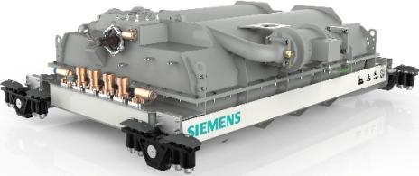 Тяговый трансформатор Siemens