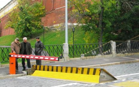 Устройства ограничения проезда