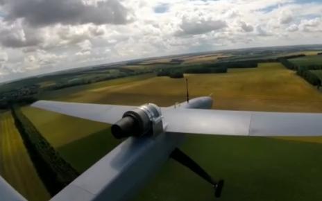 Испытания двигателя МГТД-20