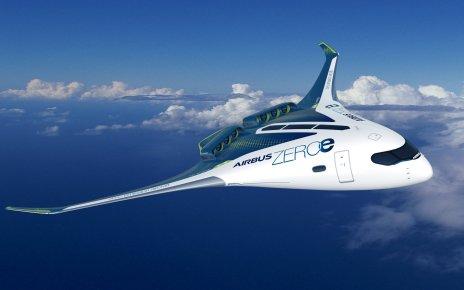 Самолеты Airbus ZEROe