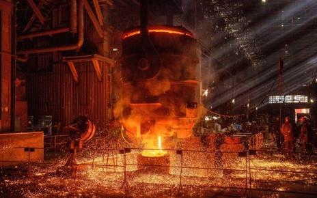 Немагнитная сталь для энергетики