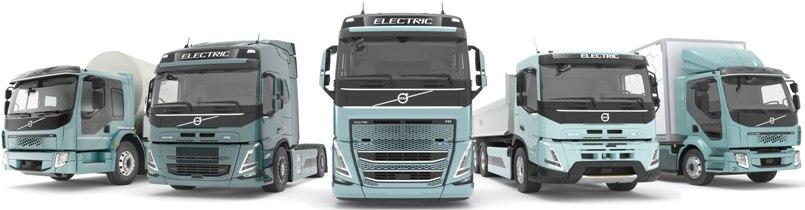 Volvo Trucks Electric