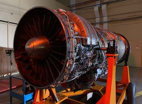 Двухконтурный турбореактивный двигатель АИ-222-25