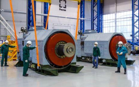 Морской дизель-газотурбинный агрегат М55Р