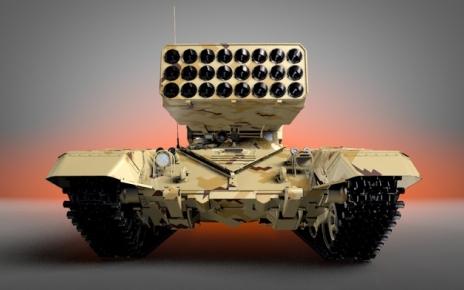 Модернизация ТОС-1А «Солнцепек»