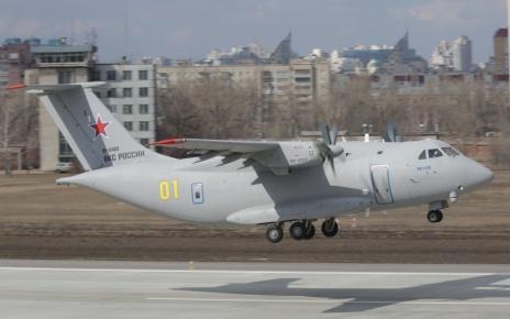 Испытания Ил-112В