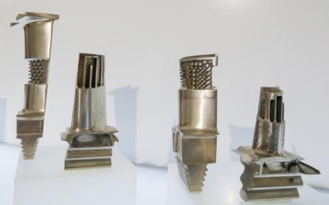 Лопатки турбин высокого давления