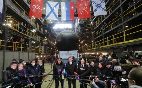 Submarine Magadan 01