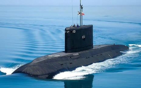 Submarine Magadan