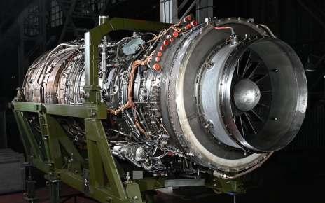 Газотурбинный двигатель НК-36СТ