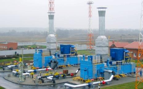 Газоперекачивающий агрегат ГПА-4РМ