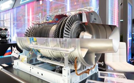 Gas turbine GTD-110M