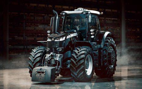 Massey Ferguson 8700 S